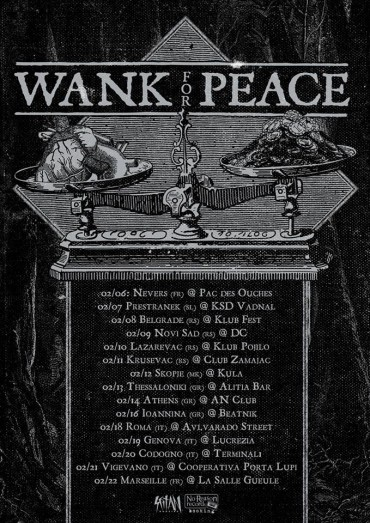 Wank for Peace (FR)