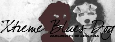 Xtreme Blues Dog